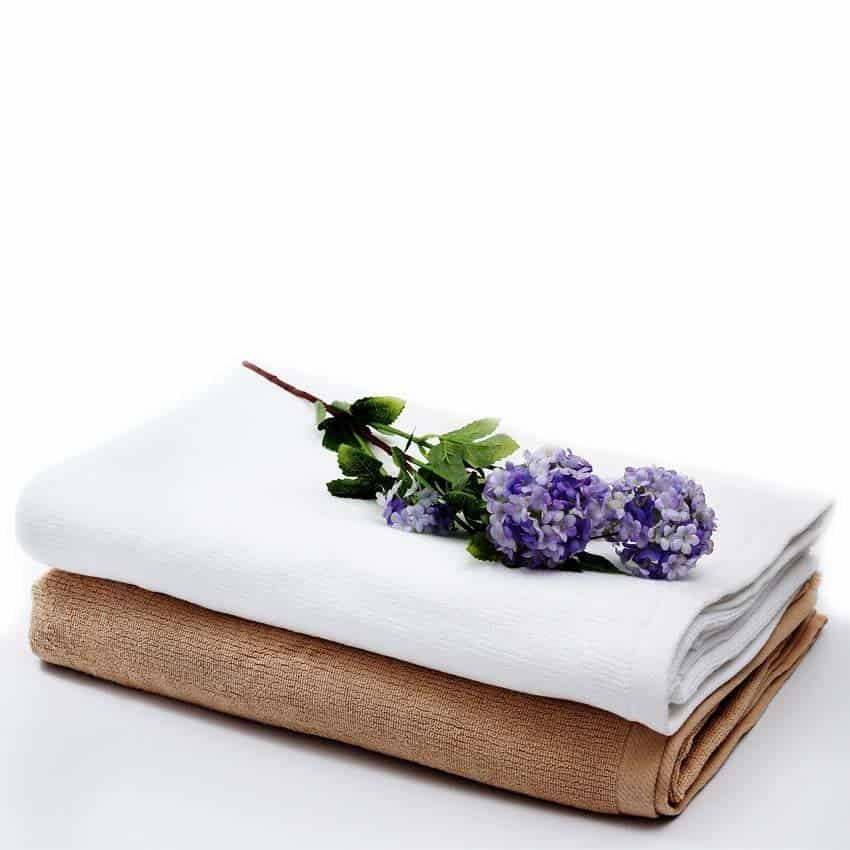 Khi nào giặt khăn tắm khách sạn?