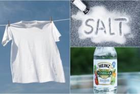 15 Cách tẩy trắng áo trắng bị dính màu tốt nhất!
