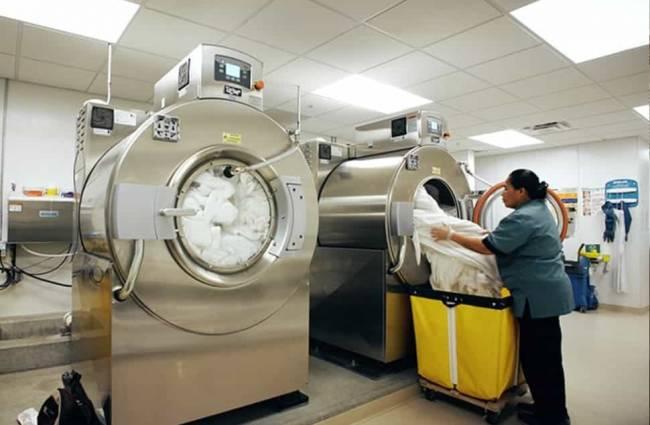 Dịch vụ giặt khô là hơi cao cấp thu hương