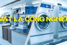 Dịch vụ giặt là công nghiệp