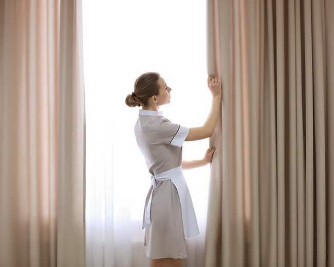 Giặt rèm cửa