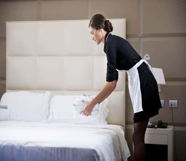 Giặt đồ khách sạn