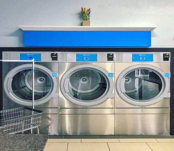 Giặt là công nghiệp