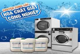 Hoá chất giặt là gì và cách dùng hoá chất hiệu quả trong giặt ủi công nghiệp