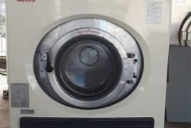 Máy giặt công nghiệp Sanyo cũ 10kg giá rẻ