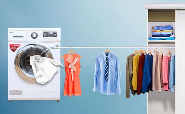 Thế nào là giặt khô