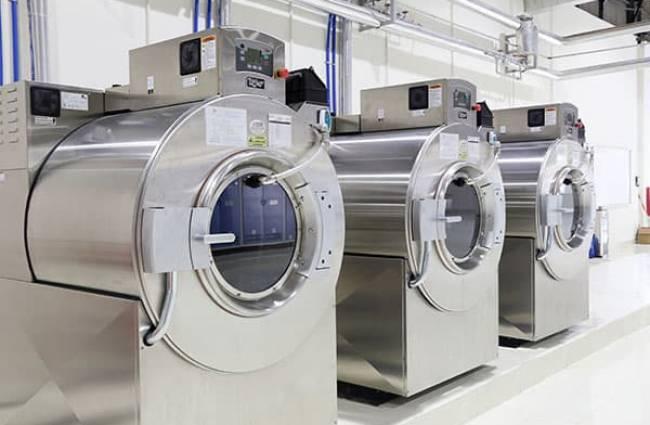Tư vấn mở xưởng giặt công nghiệp
