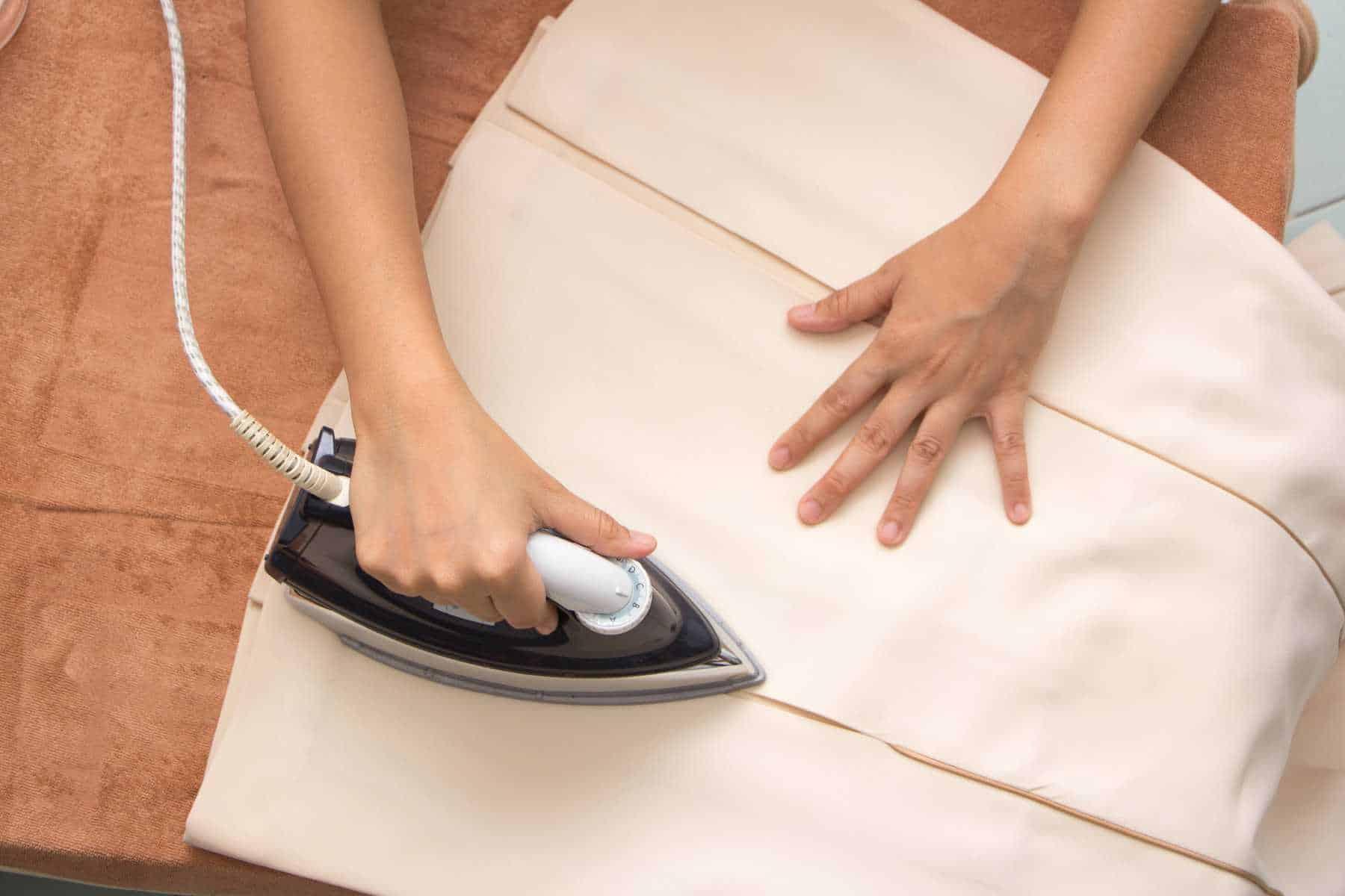 Vải thô cứng cũng chịu thua trước 3 cách làm mềm vải sau