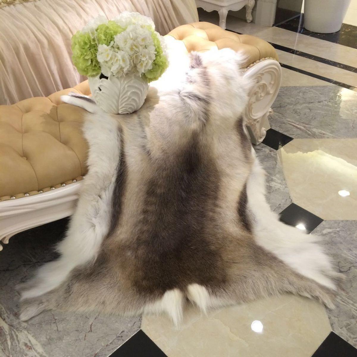 Thảm lông cừu và cách giặt