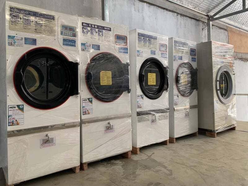 Dịch vụ giặt là tại quận Thanh xuân