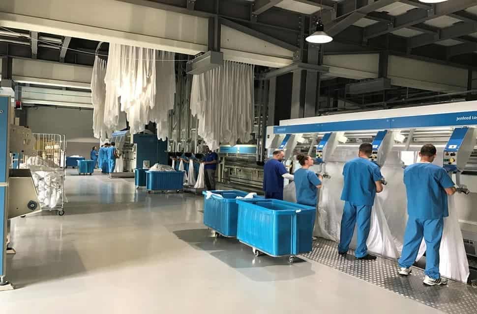 Dịch vụ giặt sấy bệnh viện huyện Thường Tín