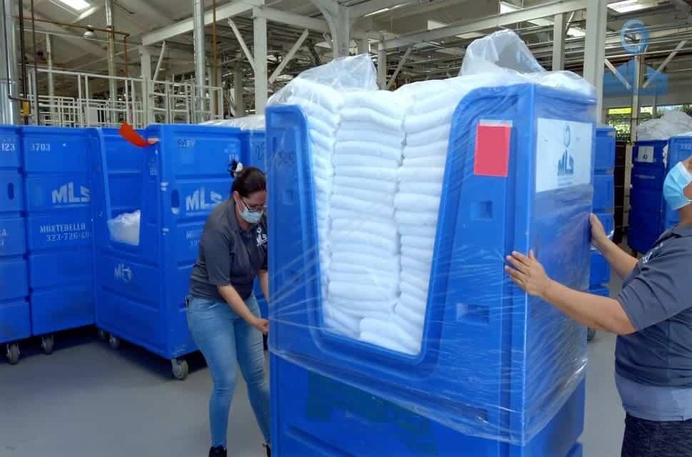 Dịch vụ giặt sấy giặt ủi đồ khách sạn huyện bình chánh