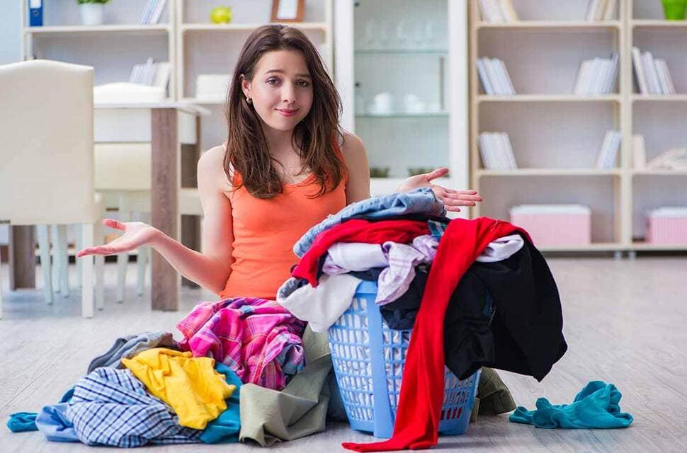 Dịch vụ giặt sấy giặt ủi đồ tiệm Massage Quận Tân Bình