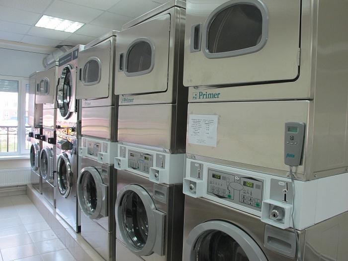 Xác định thị trường trước khi mở tiệm giặt là