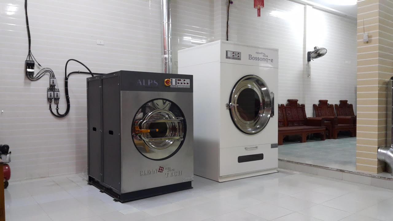 Chọn địa điểm phù hợp để mở tiệm giặt ủi