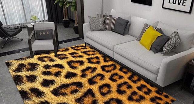 Trót yêu với thảm trang trí phòng khách phong cách hiện đại