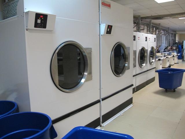 Một loại máy giặt công nghiệp trên thị trường