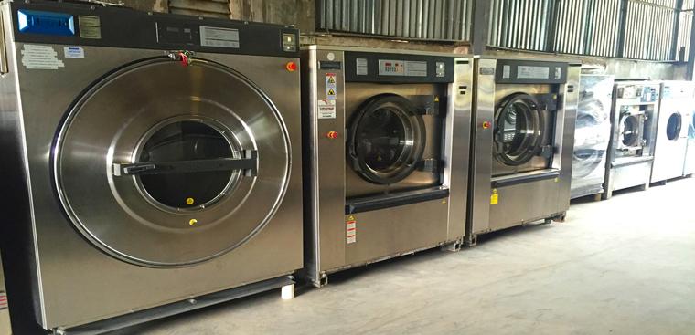 Mua máy giặt công nghiệp khi có nhu cầu giặt khối lượng lớn và thường xuyên