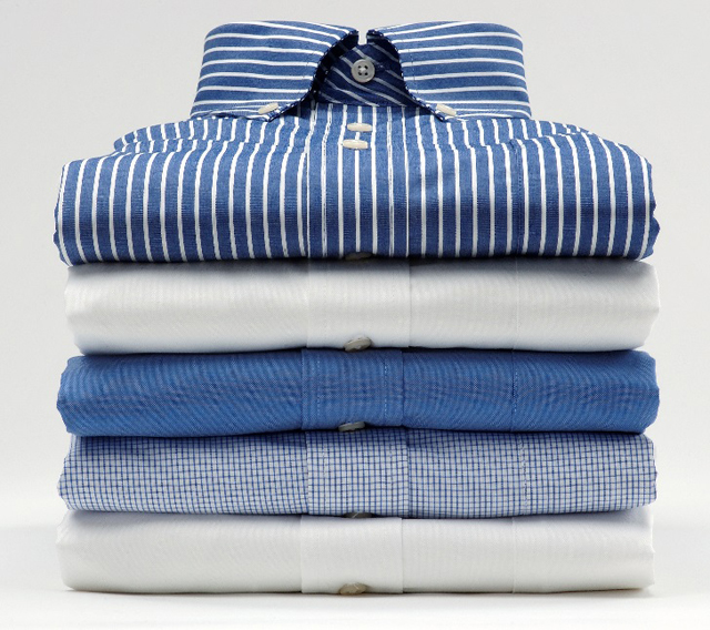 Cách giặt áo sơ mi mới mua