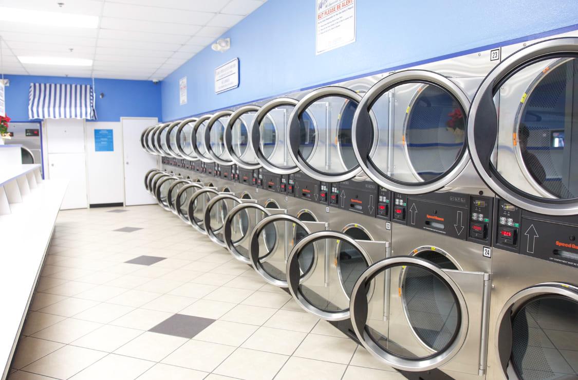 Ý tưởng kinh doanh mở tiệm giặt là