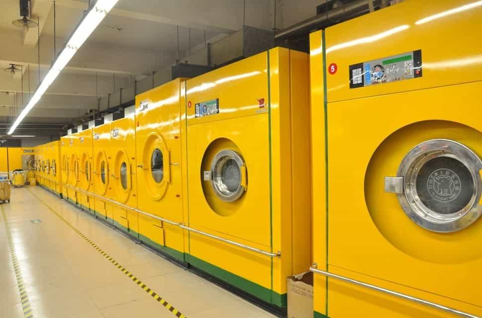 Nhận giặt đồ căn hộ chung cư Vinhomes smart city