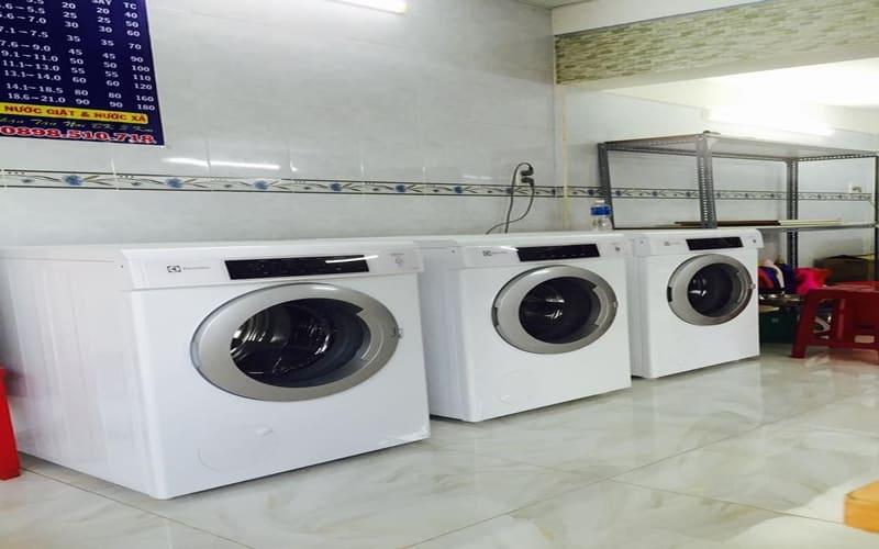 Nhận giặt đồ khách sạn giá rẻ quận Long biên