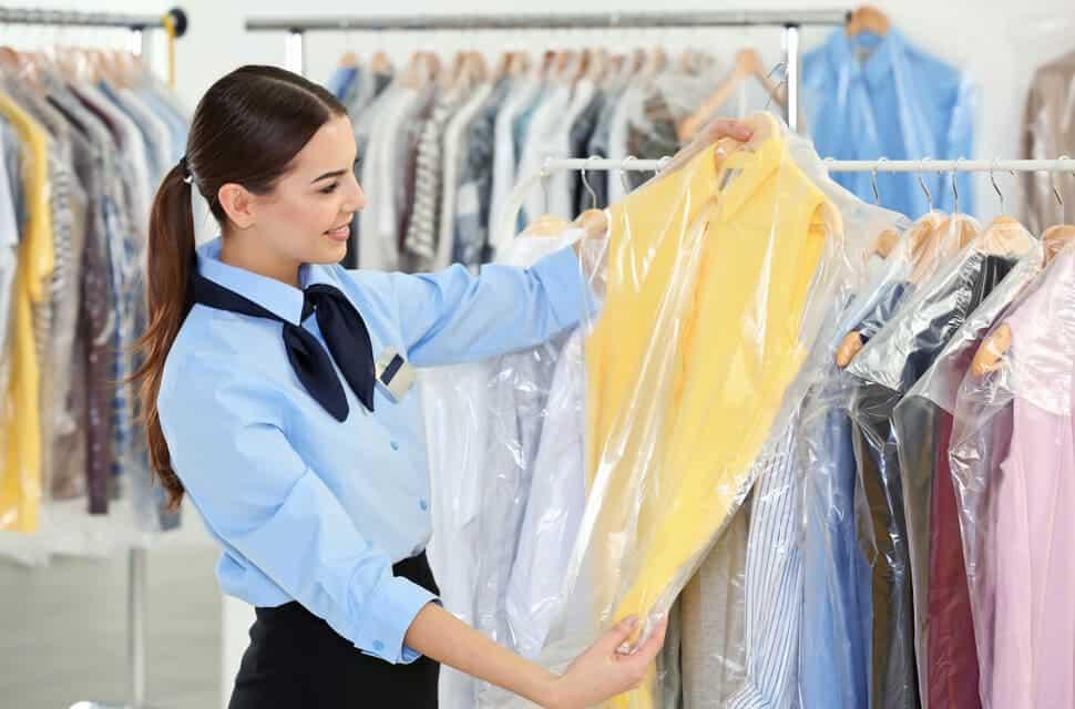 Nhận giặt đồ uy tín giá rẻ quận 7