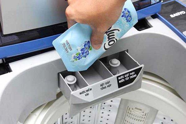Kết quả hình ảnh cho Những cách giặt quần áo luôn sạch và mềm mại mà bạn nên biết