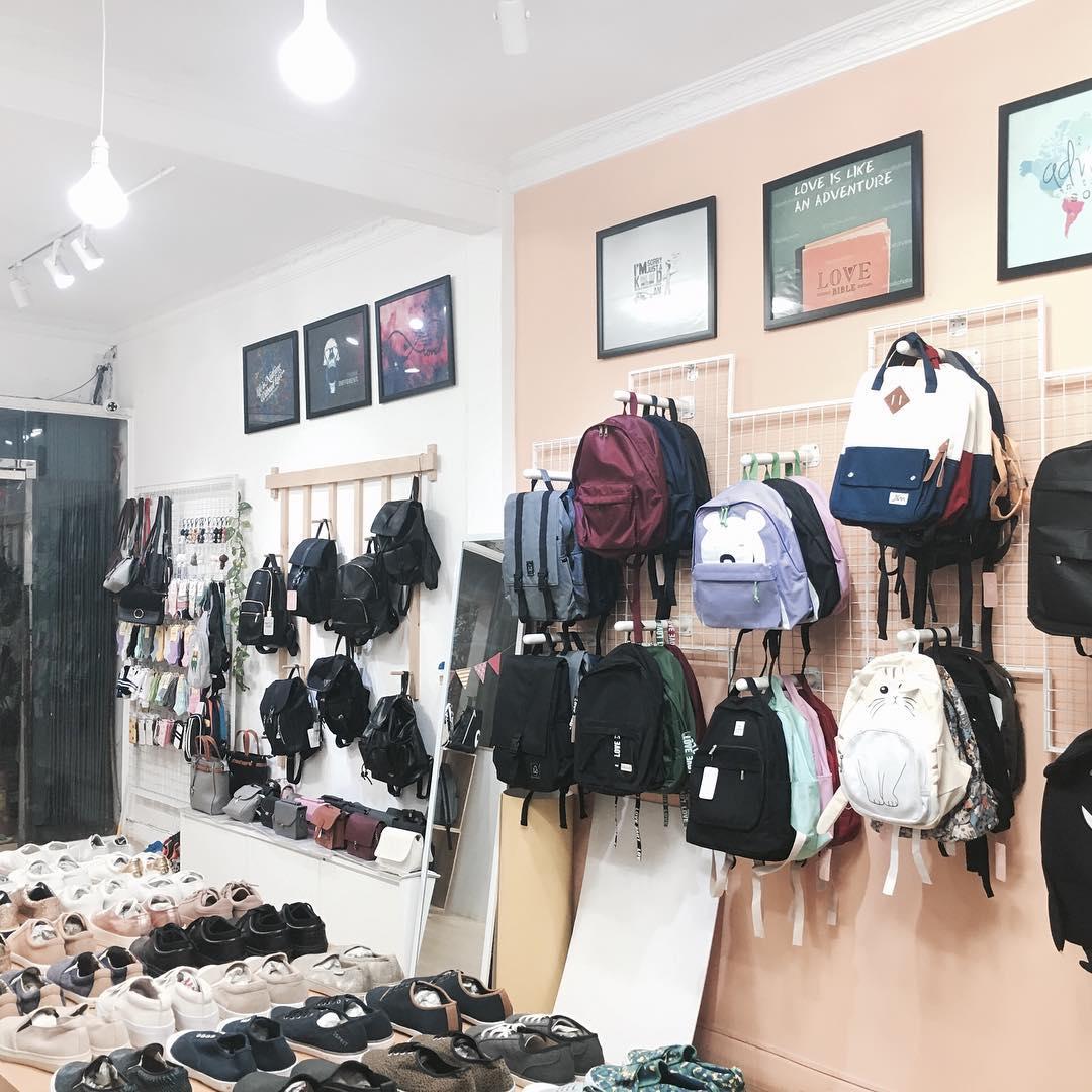 Top 10 shop bán balo, túi xách đẹp, rẻ vạn người mê ở tp. Hồ Chí Minh