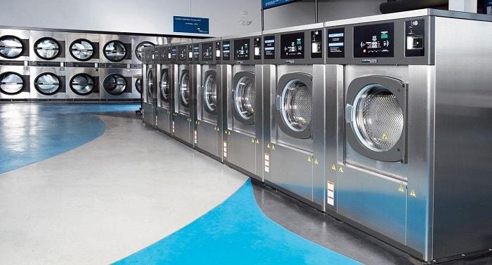 Mở tiệm giặt là gia đình cần bao nhiêu tiền?