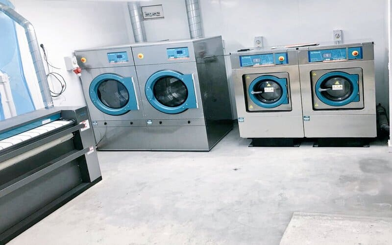 Xưởng giặt là công nghiệp Vĩnh phúc